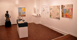 Hadithi Hadithi Exhibition by Resident Artist Harriet Riddell