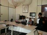Sarakasi Staff Get Akvo RSR Training